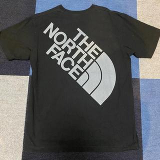 THE NORTH FACE - ノースフェイス Tシャツ カラー ブラック サイズM