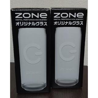サントリー - 【新品・未開封】ZONE オリジナルグラス 2個セット ※3個に変更可
