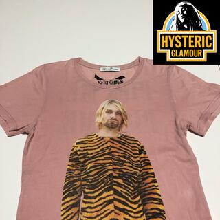 HYSTERIC GLAMOUR - Hysteric Glamour × Kurt Cobain Tshirt