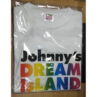 【未開封】 ドリアイ Tシャツ Johnny's DREAM ISLAND