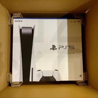 SONY - 新品未開封 プレイステーション5 PS5 ディスク版