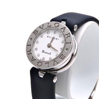 BVLGARI - 【BVLGARI】ブルガリ 時計 'ビーゼロワン' ダイヤモンド ☆極美品☆