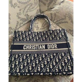 Dior - DIOR ブックトート スモール ディオール ブックトート