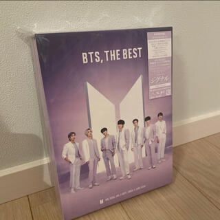 防弾少年団(BTS) - BTS THE BEST 初回限定版A DVD付き ブルーレイ Blu-ray