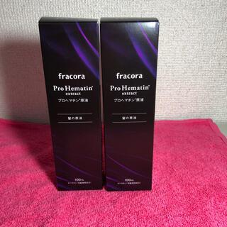 フラコラ - フラコラ プロヘマチン原液100mノズルキャップ2本