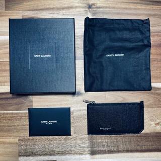 サンローラン(Saint Laurent)の新品未使用 サンローラン フラグメントケース コインケース カードケース(コインケース/小銭入れ)