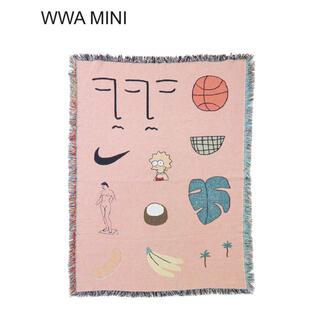 Ron Herman - 【新品】BFGF ミニブランケット WWA MINI