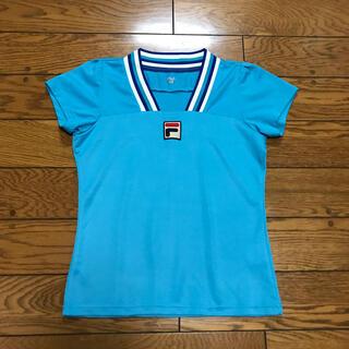 フィラ テニスウェア スポーツシャツ