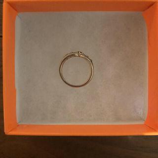 指輪ルビー