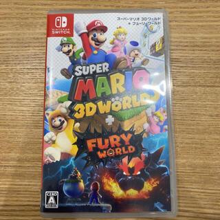 Nintendo Switch - Nintendo Switch マリオ3Dワールド ヒューリーワールド