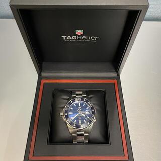 タグホイヤー(TAG Heuer)のレオナルド・ディカプリオ限定モデル タグ・ホイヤー WAJ2116.BA0871(腕時計(アナログ))