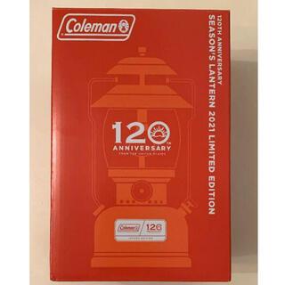 Coleman - coleman コールマン シーズンズランタン 120周年 2021 新品