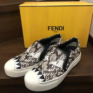 フェンディ(FENDI)のFENDI モンスタースニーカー(スニーカー)