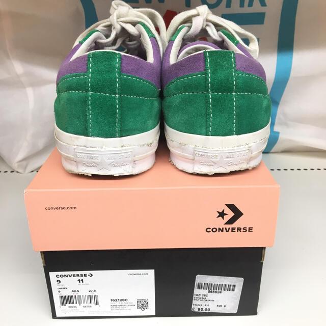 CONVERSE(コンバース)のgolf wang converse chuck tailor  27.5 メンズの靴/シューズ(スニーカー)の商品写真