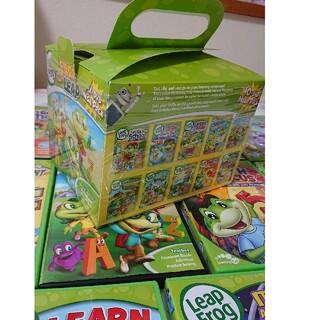 リープフロッグ Leap frog 10 DVD メガパック