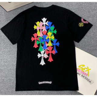 2枚セットクロムハーツ Tシャツ ロンT メンズ レディース