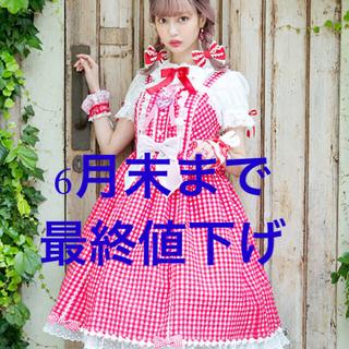 Angelic Pretty - 最終値下げ【美品】humming ギンガムjsk
