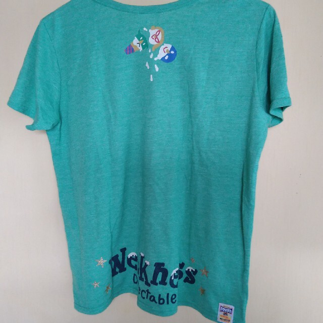 rough(ラフ)のrough 覆面レスラー アイスクリーム 半袖Tシャツ レディースのトップス(Tシャツ(半袖/袖なし))の商品写真