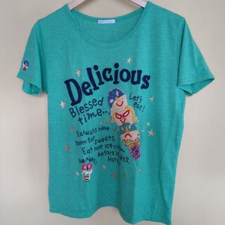 ラフ(rough)のrough 覆面レスラー アイスクリーム 半袖Tシャツ(Tシャツ(半袖/袖なし))