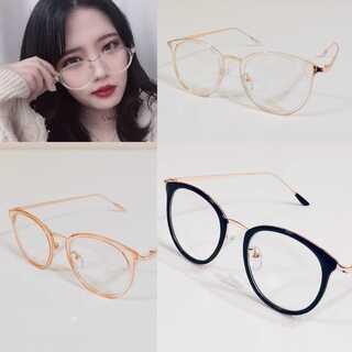 今季一押しメガネ★全3色 クリア メガネ サングラス 大人気 オシャレメガネ