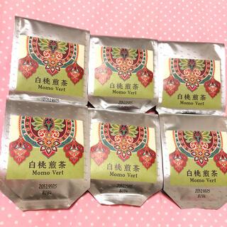 LUPICIA - 【 新品 】LUPICIA ( ルピシア ) の 白桃煎茶 6袋 セット