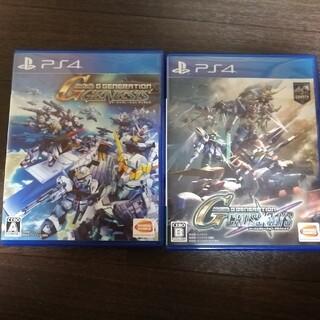 PlayStation4 - ☆ラクマ最安値☆SD ガンダムジージェネレーションジェネシス+クロスレイズ
