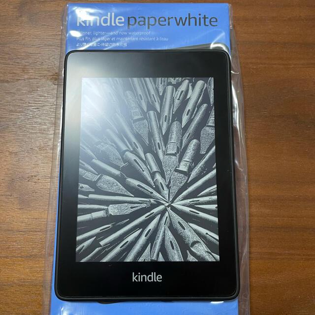 Kindle Paperwhite 32GB 広告なし WiFi 第10世代 スマホ/家電/カメラのPC/タブレット(電子ブックリーダー)の商品写真