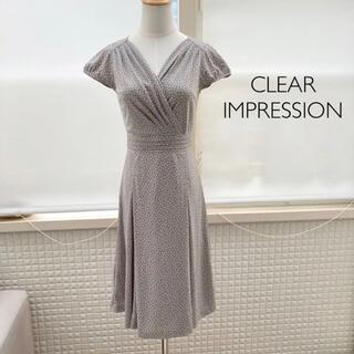 CLEAR IMPRESSION - クリアインプレッション*ワンピース/(エフデ アンタイトル インディヴィ アナイ
