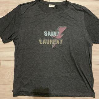 Saint Laurent - saint laurent ライトニングボルト tシャツ 平野紫耀着用