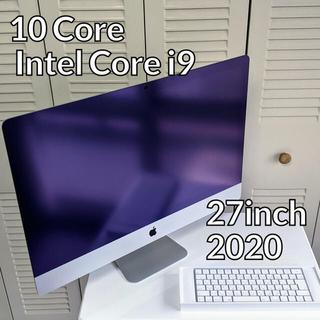 Apple - iMac (Retina 5K, 27-inch, 2020)|オマケ付き
