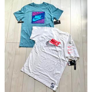 NIKE - 新品 NIKE メンズ L Tシャツ 2点セット まとめ売り 半袖 コットン