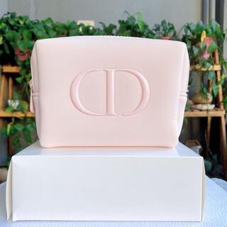 Dior - Dior ディオール ふわふわ ピンク ポーチ