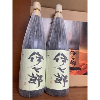 伊七郎 1800ml 2本セット(焼酎)