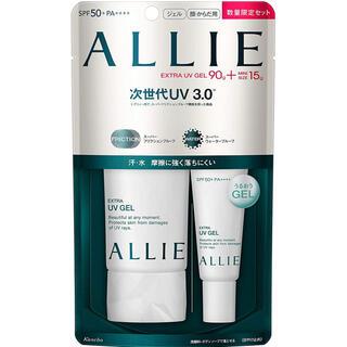 アリィー(ALLIE)のALLIE (90g+15g)✗ 2セット(日焼け止め/サンオイル)