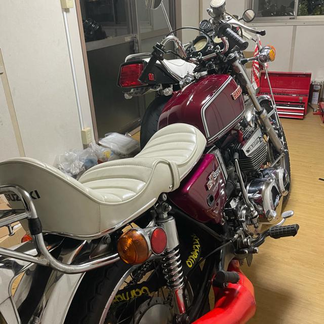 スズキ(スズキ)のGT380 gt380  自動車/バイクのバイク(その他)の商品写真