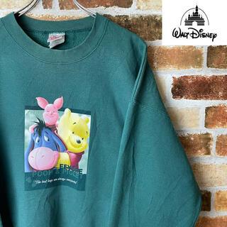 ディズニー(Disney)のDisney  USA製 スウェット ヴィンテージ メンズXLサイズ相当(スウェット)