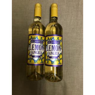KALDI - カルディ KALDI レモン 果実酒 サングリア  2本セット