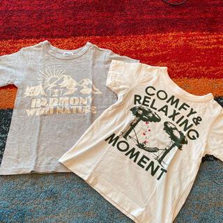 BREEZE - BREEZE ブリーズ  Tシャツ 2枚セット 120  男の子