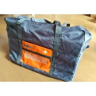 WIBERTA 折りたたみ式 ボストンバッグ 旅行(旅行用品)