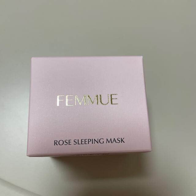 Cosme Kitchen(コスメキッチン)の【新品】FEMMUE ローズスリーピングマスク コスメ/美容のスキンケア/基礎化粧品(パック/フェイスマスク)の商品写真