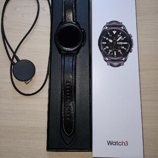 Galaxy - 美品 送料込 Galaxy watch3 ギャラクシーウォッチ3