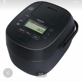 Panasonic - パナソニック 圧力IH炊飯器 SR-MPA100-K ブラック