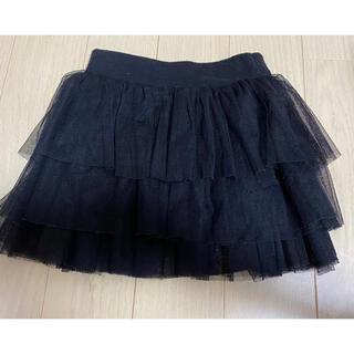 ニシマツヤ(西松屋)のキッズ チュールスカート 120cm(スカート)