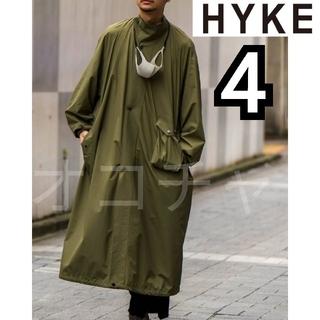 HYKE - 新品■21SS HYKE PERTEX MILITARY COAT 4 ハイク