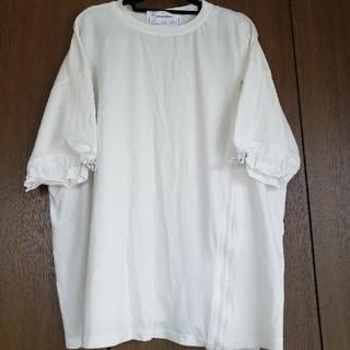 SCOT CLUB - 2021 大人ブランド シンプル 2way 異素材シャツ