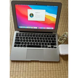 Mac (Apple) - 11インチ macbook i7/8/256Gb office win10