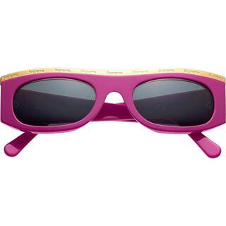シュプリーム(Supreme)のGoldtop Sunglasses(サングラス/メガネ)