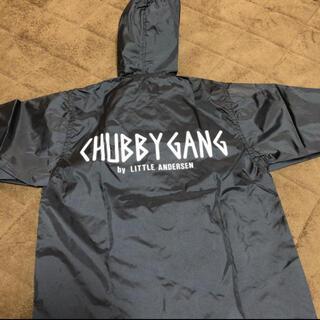 チャビーギャング(CHUBBYGANG)のレインコート 120cm 新品(レインコート)