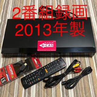 東芝 - 東芝 DBR-Z310 REGZA  ブルーレイレコーダー 500GB