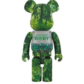 メディコムトイ(MEDICOM TOY)のMY FIRST BE@RBRICK B@BY FOREST GREEN(その他)